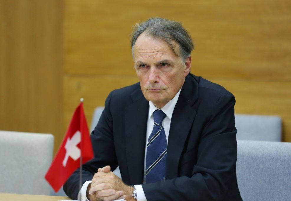 Государственный секретарь Швейцарии - Каждый грузин, являющийся соискателем убежища в Швейцарии, получит отказ, это поможет Грузии в том, чтобы визовая либерализация не прекратилась