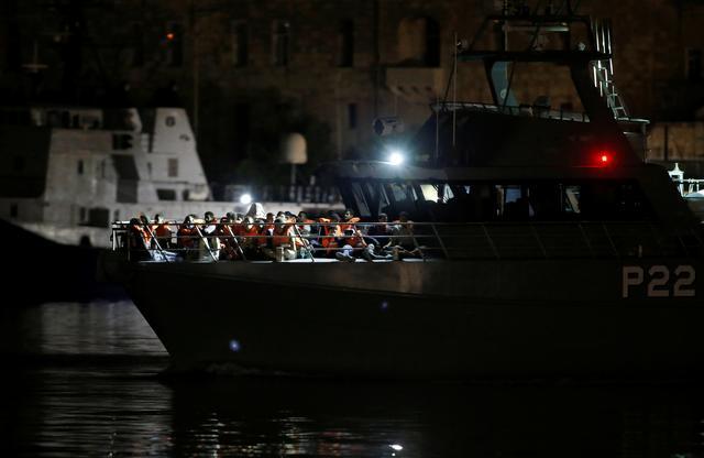 მალტა იტალიის სანაპირო დაცვის მიერ გადარჩენილი 90 მიგრანტის მიღებას დათანხმდა