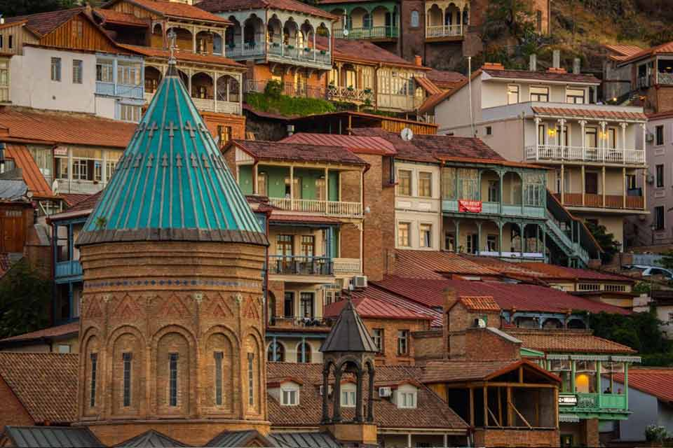 National Geographic - Tbilisi: the world's most bohemian city