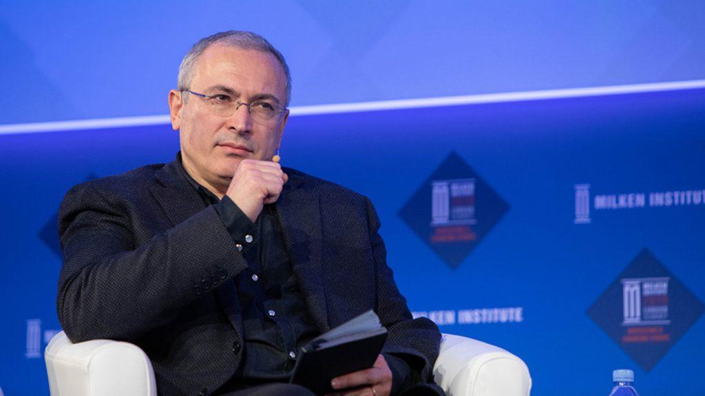 Միխեիլ Խոդորկովսկու մի խումբ կողմնակիցներ նամակ են հրապարակել, որում ասվում է, որ Ռուսաստանում կան քաղաքական բռնաճնշումներ