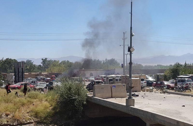 ავღანეთში, სამთავრობო შენობაზე თავდასხმა განხორციელდა