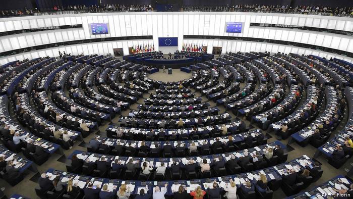 ევროპარლამენტი მზადყოფნას გამოთქვამს, ბრიტანეთს ევროკავშირიდან გასვლის თარიღი კიდევ ერთხელ გაუხანგრძლივოს