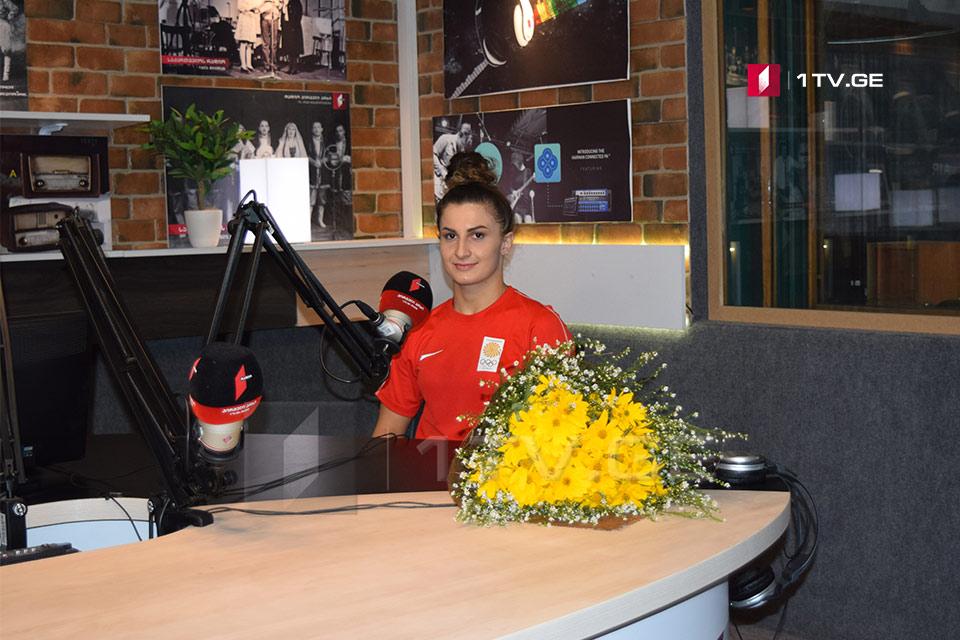 #ესტაფეტა - ევროპის ჩემპიონატი და ქართული ქალთა ძიუდოს ტრიუმფი