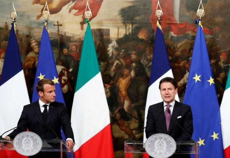 საფრანგეთი და იტალია მიგრანტების განსახლების მექანიზმზე შეთანხმდნენ