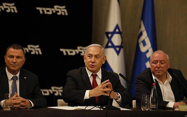 Биньямин Нетаньяху призвал своего соперника Бени Ганца присоединиться к формированию широкого правительства национального единства Израиля