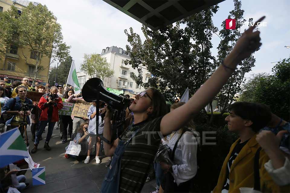 Гражданские активисты призвали государственный сектор к принятию действенных шагов в направлении охраны окружающей среды
