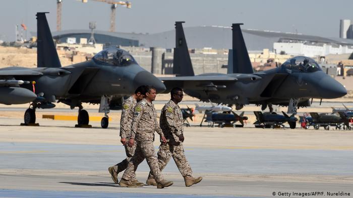 США отправят в Саудовскую Аравию дополнительные военные силы и вооружение