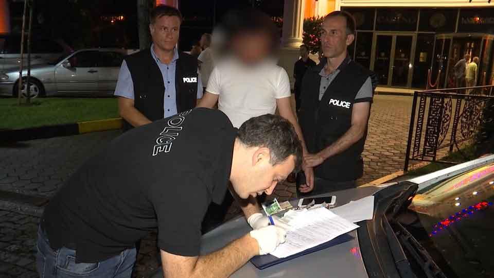 ნარკოდანაშაულის ბრალდებით თურქეთის მოქალაქე დააკავეს