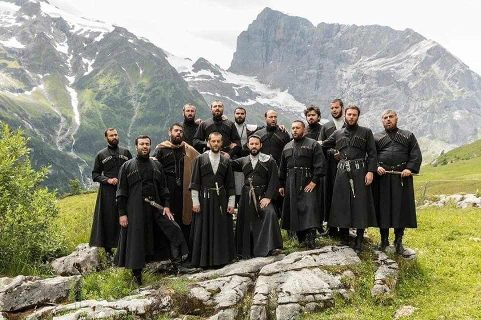 """#ჩაკრულო - მგალობელ-მომღერალთა გუნდი """"დიდგორი"""" დაარსებიდან 15 წლის იუბილეს აღნიშნავს.."""