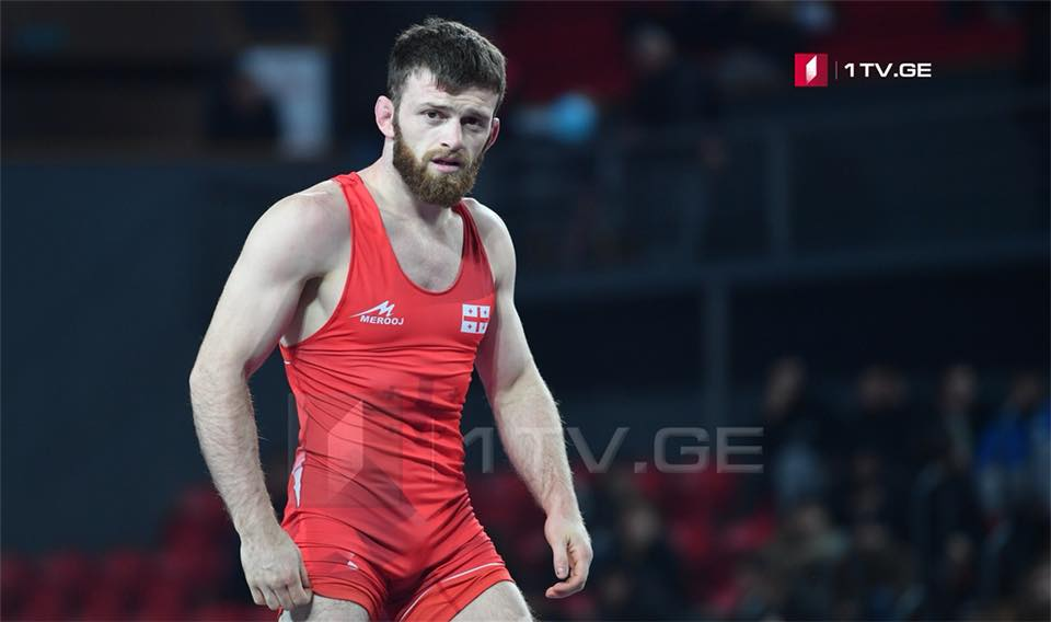 Ломтадзе в финале победил россиянина и стал чемпионом мира