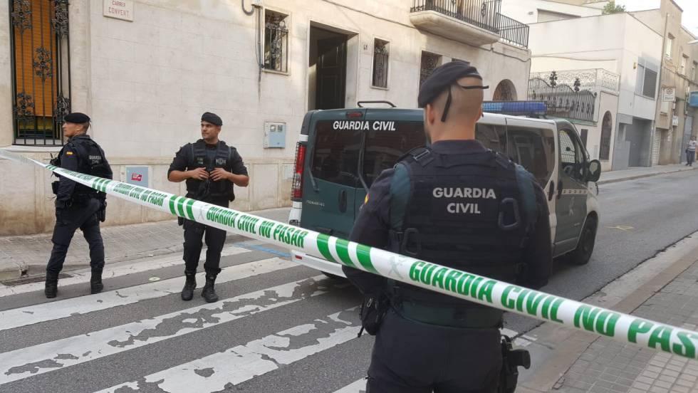 """""""როიტერი"""" - ესპანეთში პოლიციამ ცხრა კატალონიელი სეპარატისტი დააკავა"""