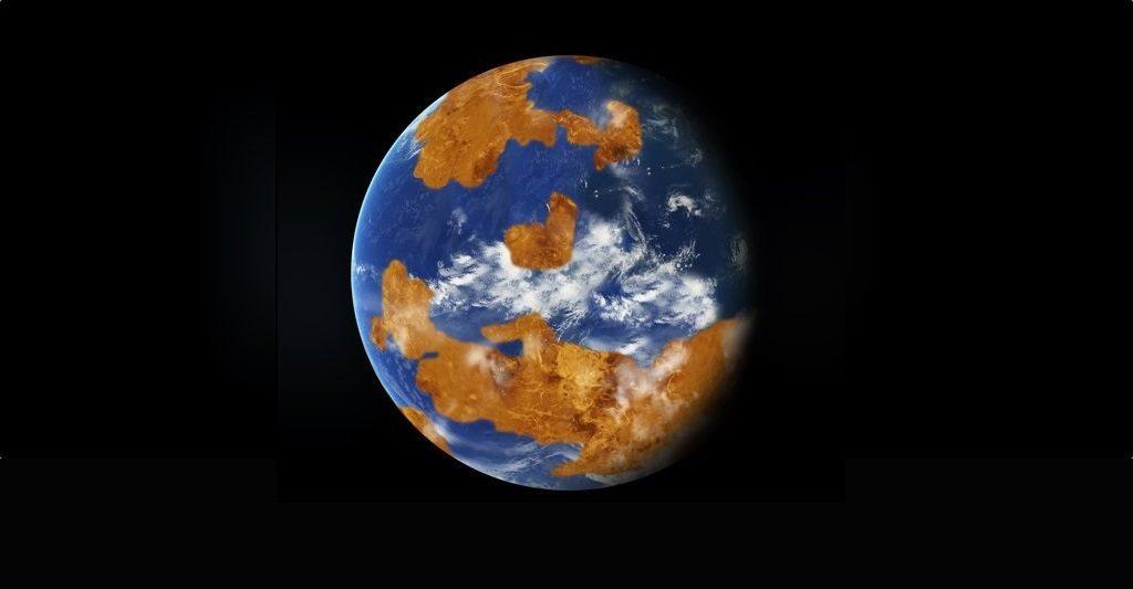 """რა დაემართა ვენერას - კატასტროფულ მოვლენამდე, დედამიწის """"დობილ"""" პლანეტაზე შესაძლოა, სიცოცხლეც იყო"""
