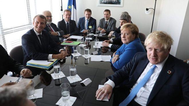 Германия, Франция и Великобритания обвинили Иран в нападении на нефтяные объекты Саудовской Аравии