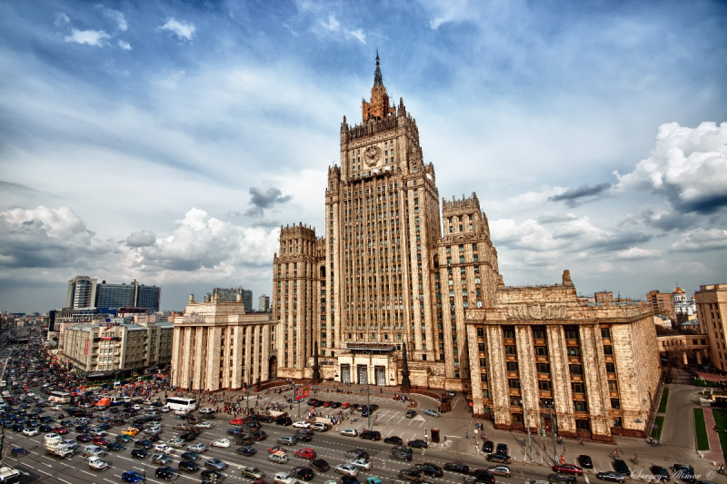 МИД России о ситуации около села Цнелиси