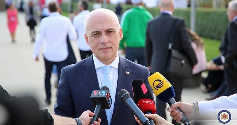 Давид Залкалиани в ООН проводит встречи по вопросам конфликтов