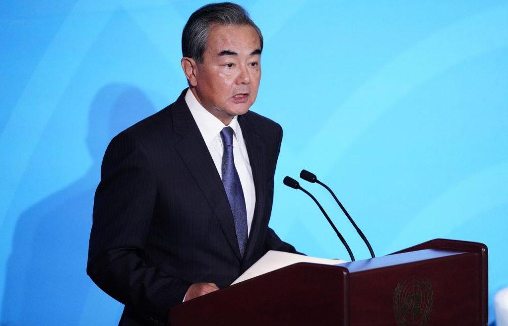 ჩინეთის საგარეო საქმეთა მინისტრი - ჩინეთს გლობალურ არენაზე სამეფო კარის თამაშების თამაში არ სურს