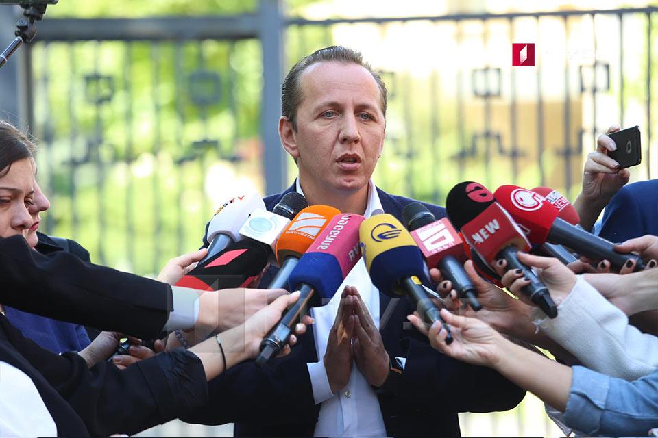 Дмитрий Габуния доверяет Генеральной прокуратуре Грузии