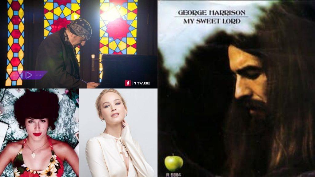 რადიო აკუსტიკა - ინტერვიუ დათო ევგენიძესთან / ჯენიფერ ლოურენსის საყვარელი სიმღერები