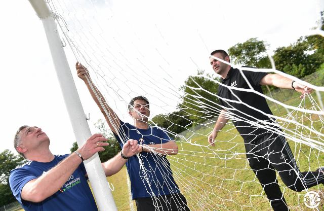 ფეხბურთის ფედერაცია რეგიონებში ინფრასტრუქტურის მოწყობას აგრძელებს
