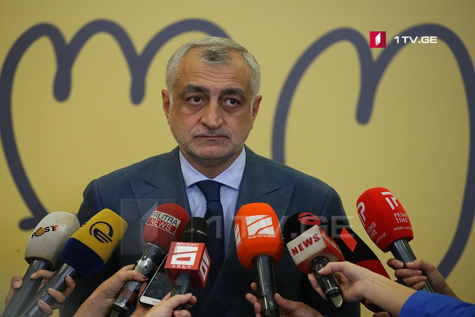 Мамука Хазарадзе предлагает политическим силам объединиться вокруг темы оккупации