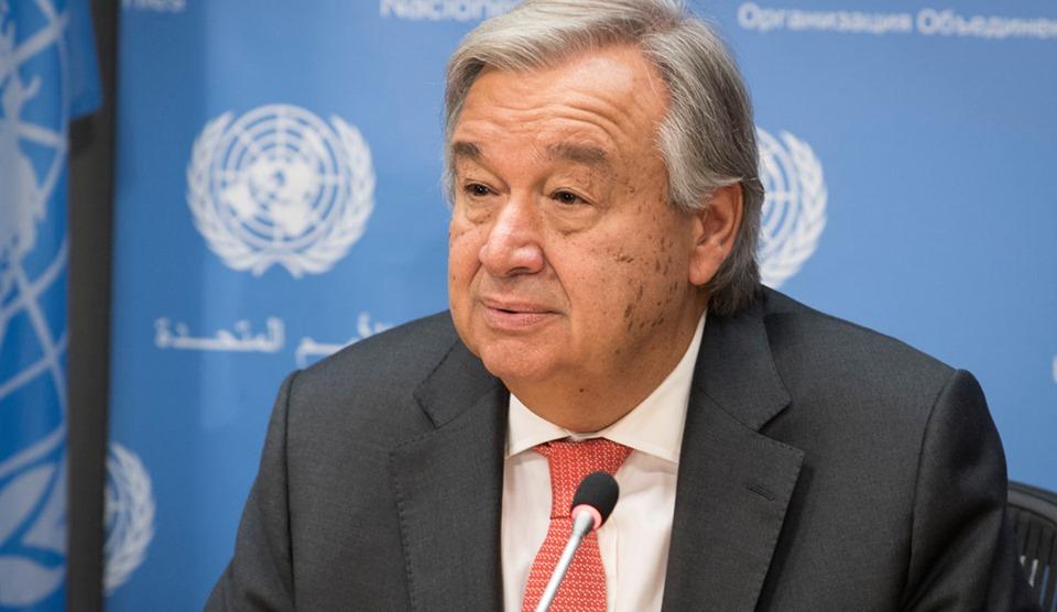 Генсек ООН приветствует встречу Залкалиани и Лаврова и надеется, что она будет способствовать миру и безопасности в регионе