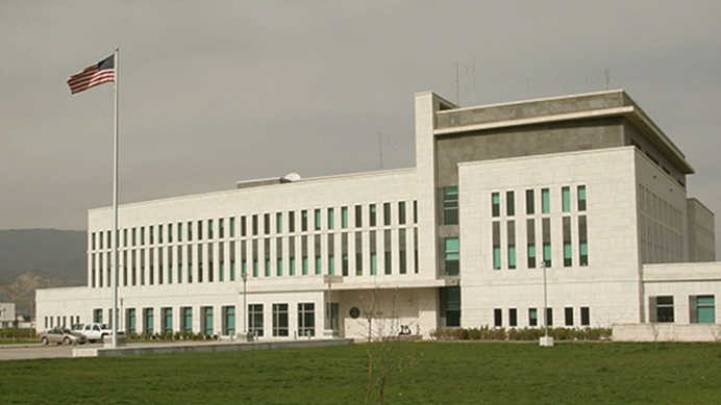 Посольство США в Грузии приветствует встречу Давида Залкалиани и Сергея Лаврова при посредничестве Швейцарии