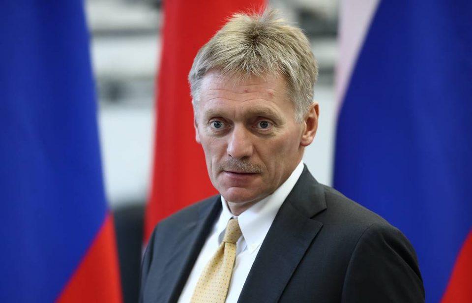 Дмитрий Песков - В Кремле надеются, что Вашингтон не будет придавать огласке телефонный разговор Владимира Путина и Дональда Трампа