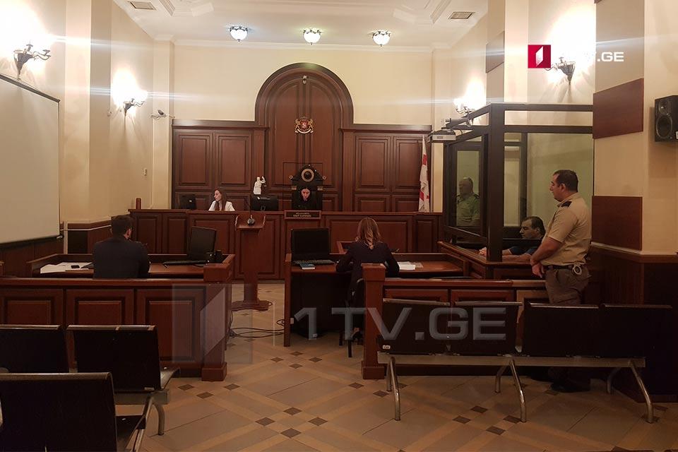 20-21 ივნისის საქმეზე ბრალდებული სპეცრაზმელი სასამართლომ პატიმრობაში დატოვა