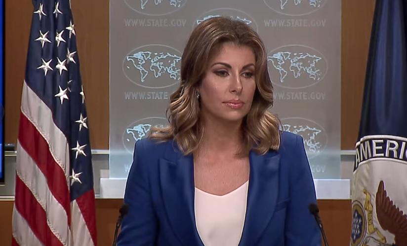 Пресс-спикер госдепа США - Приветствуем встречу России и Грузии при посредничестве Швейцарии