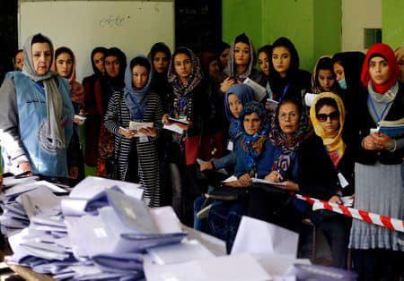 Աֆղանստանում ընթանում են նախագահական ընտրություններ