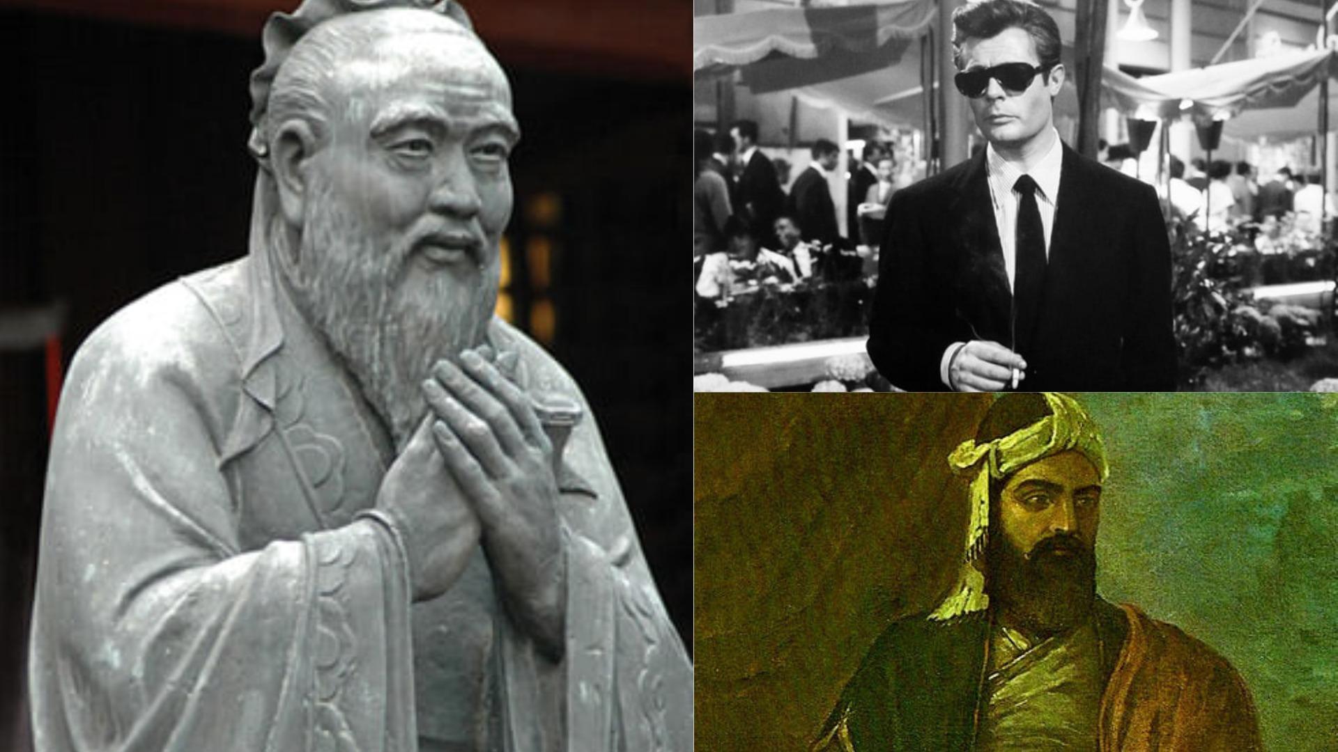 ჩაი ორისთვის - ჩინელი მოაზროვნე და არათეოლოგიური რელიგიის ფუძემდებელი