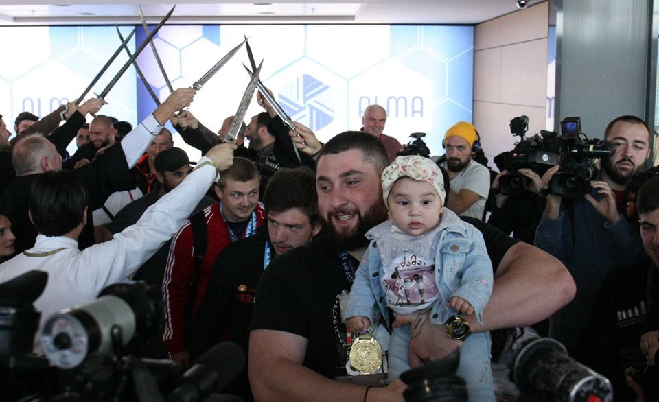 Lasha Talakhadze – I did not plan lifting so much weigh