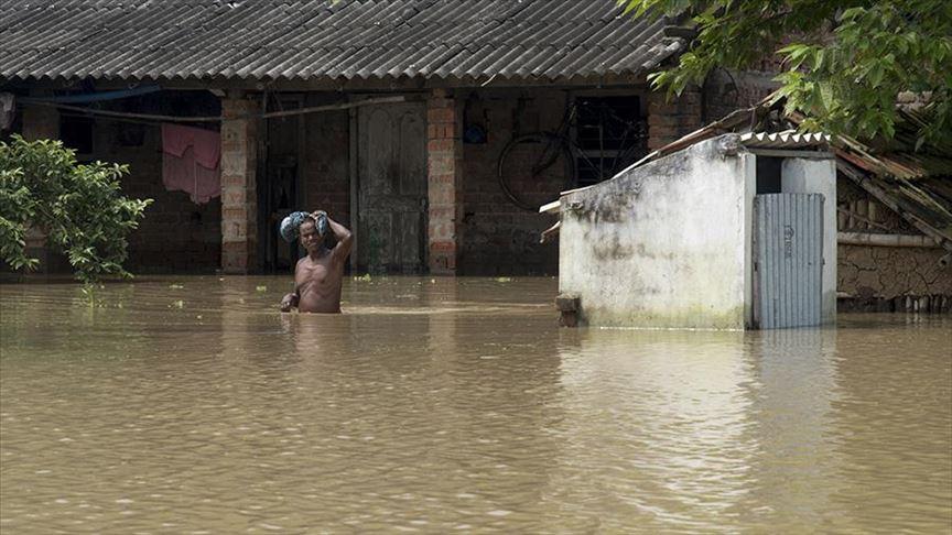 ინდოეთში წყალდიდობას 90 ადამიანი ემსხვერპლა