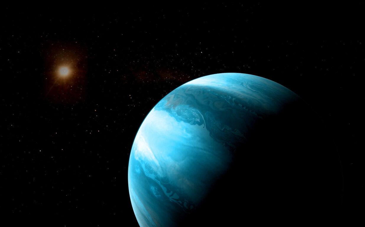 ციცქნა ვარსკვლავის გარშემო გიგანტური პლანეტა აღმოაჩინეს
