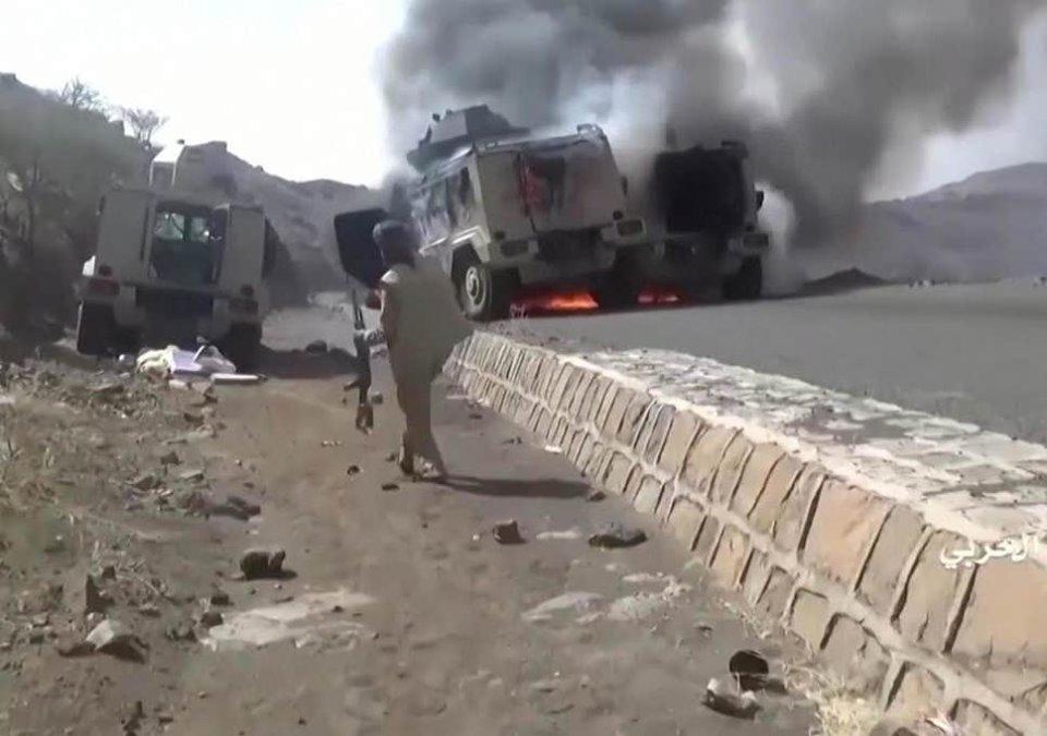 იემენელი შიიტი ჰუსიტებისინფორმაციით, მათსაუდის არაბეთის არმიის 500 მებრძოლი მოკლეს და დაჭრეს