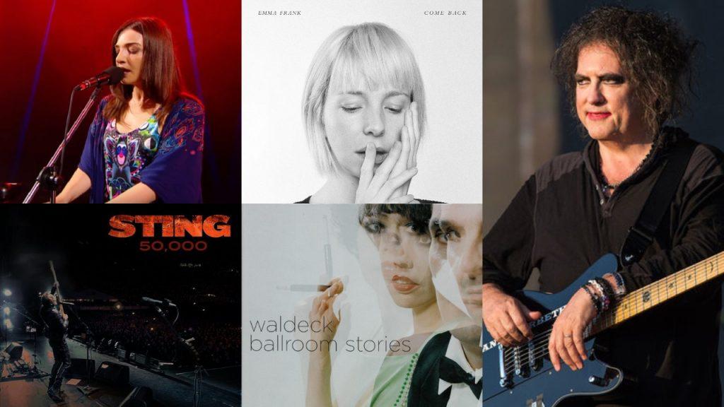 რადიო აკუსტიკა - რობერტ სმითის საყვარელი სიმღერები / სტუმარი მუსიკოსი ქეთუს ბერიძე
