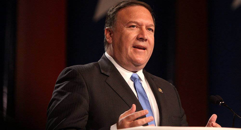 Mike Pompeo – U.S. reiterates unwavering support to Georgia's territorial integrity and state sovereignty