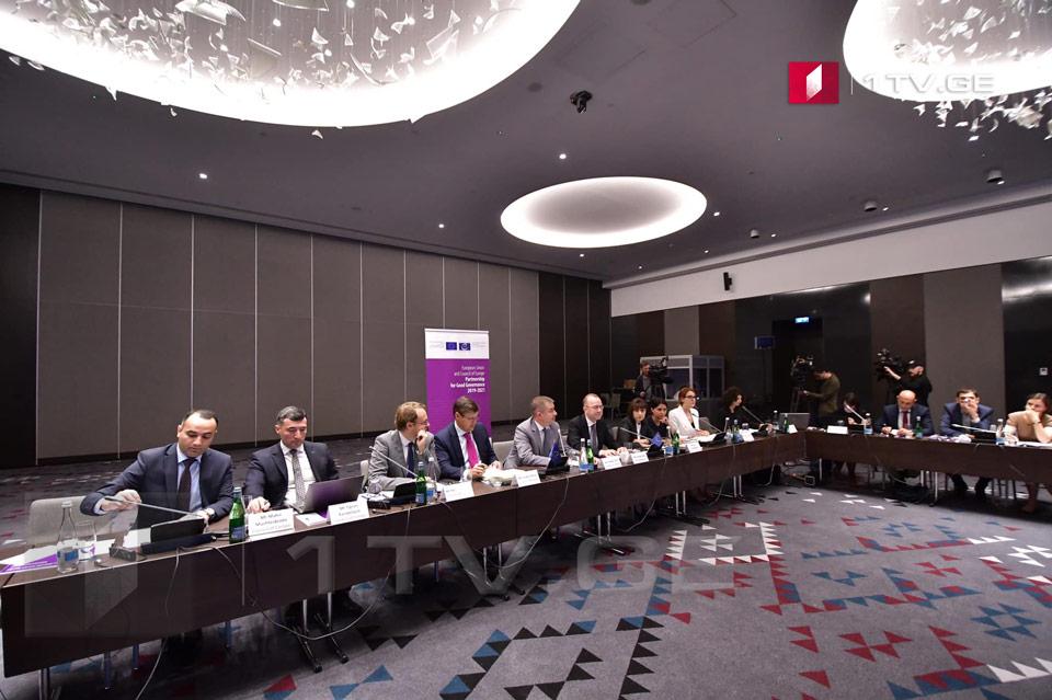 2019-2021 წლებში ევროკავშირი და ევროპის საბჭო საქართველოში ორ პროექტს განახორციელებენ, რომელთა ჯამური დაფინანსება 2.2 მილიონი ევროა