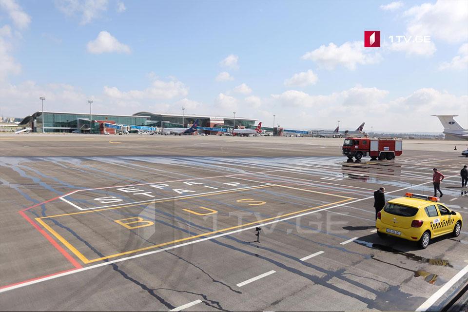 Հանձնարարականներ, որոնք կորոնավարակի կապակցությամբ ուղևորները ստանում են օդանավակայանում