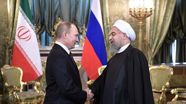 სომხეთში ერთმანეთს ირანისა და რუსეთის პრეზიდენტები შეხვდნენ
