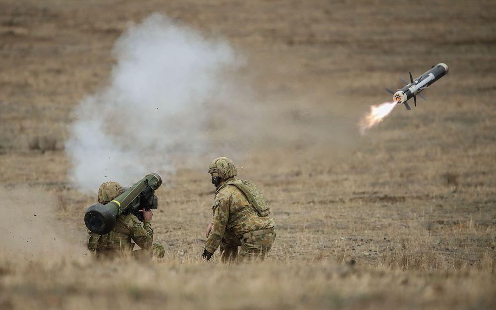 Конгресс США поддержал продажу противотанковой системы Украине