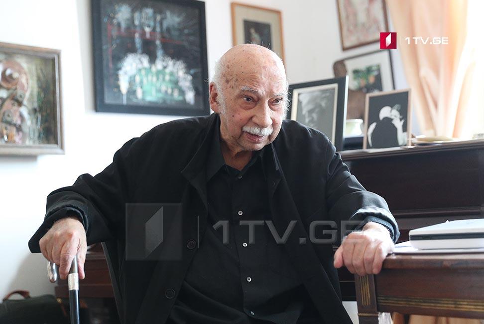 Скончался композитор Гия Канчели