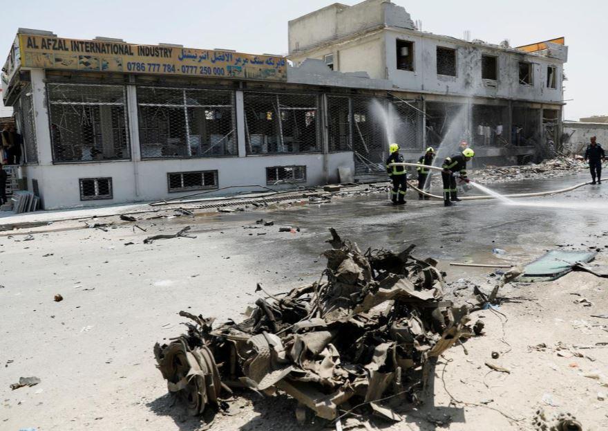 Шесть членов одной семьи погибли в результате взрыва в афганской провинции Каписа