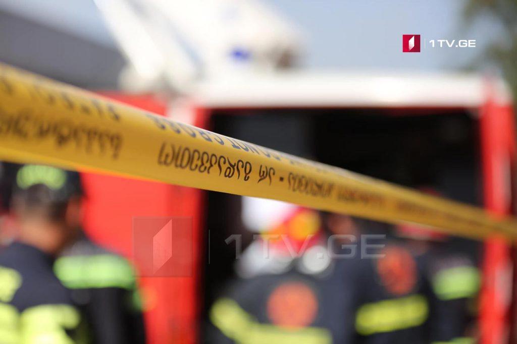 Karelidə qaçqınların yaşadığı binada baş verən partlayış nəticəsində bir nəfər zərər gördü