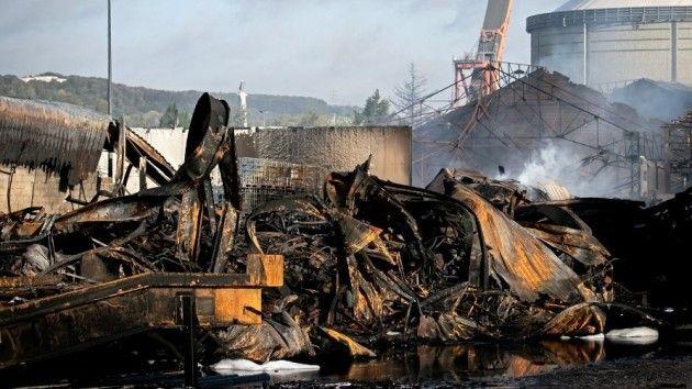 ადგილობრივი მედიის ინფორმაციით, საფრანგეთში, ქიმიურ ქარხანაში ხანძრის შემდეგ, საავადმყოფოს 156-მა ადამიანმა მიმართა