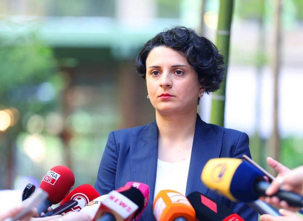 Hökumət administrasiyasına Natiya Mezvrişvili rəhbərlik edəcək