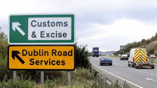 ბრექსიტზე ბრიტანეთის ახალი გეგმა ჩრდილოეთ ირლანდიის ევროკავშირის ერთიან ბაზარში დარჩენას ითვალისწინებს