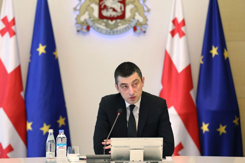 Giorgi Gakharia: Bank system saves 700 million foreign currency resources, which should be directed to economy