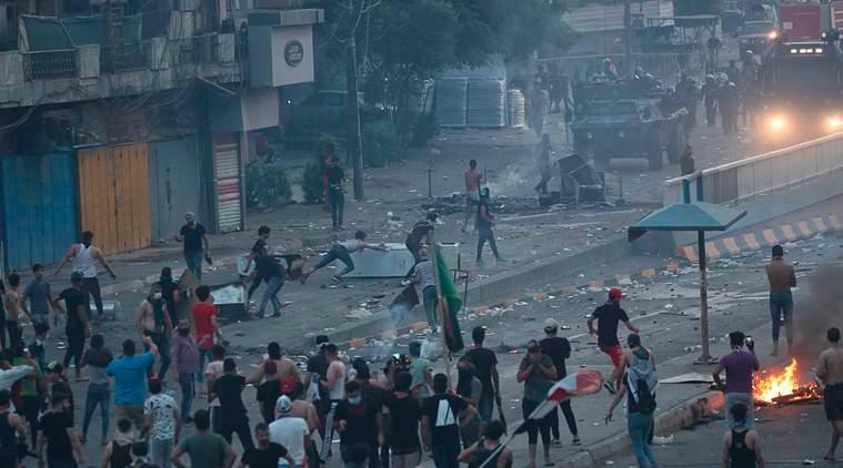 ერაყში ანტისამთავრობო გამოსავლების დროს შეტაკების შედეგად 11 ადამიანი დაიღუპა