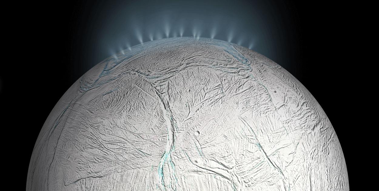 ნასამ სატურნის მთვარე ენცელადზე სიცოცხლისთვის საჭირო ნივთიერებები აღმოაჩინა